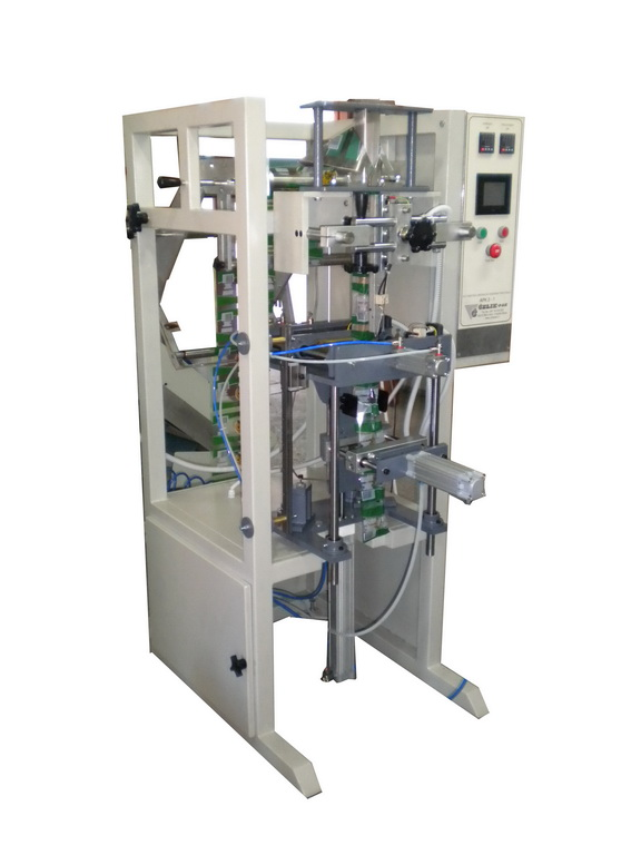 KP-1 AUTOMATIC MACHINE FOR PACKAGING PIECE