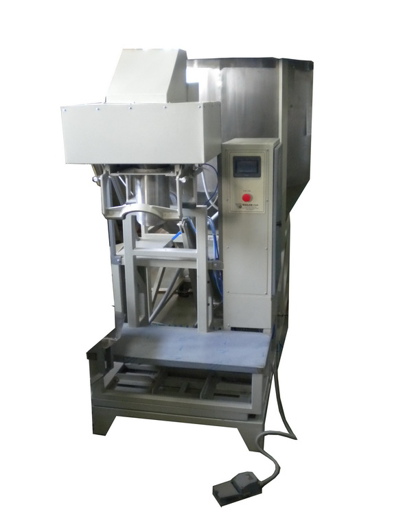 DEV-К-3000 SEMI-AUTOMATIC MACNINE FOR PACKAGING POWDERS FROM 1 TO 25 KG