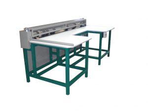 Mašina za bigovanje i sečenje kartona MB-2200