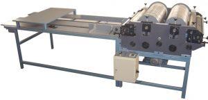 Mašina za flekso štampu sa dve boje MFS2-1000
