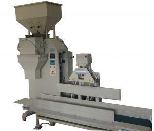Poluautomatska pakerica za zrnaste materijale PAVKE-1500